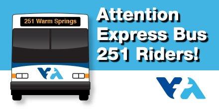 251 Express notice
