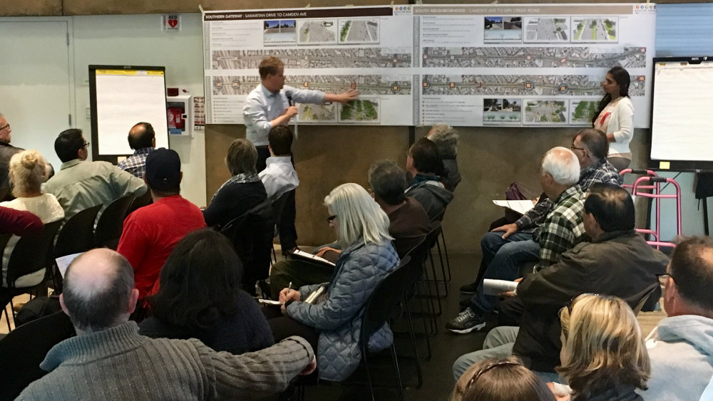 Bascom Complete Streets Meeting
