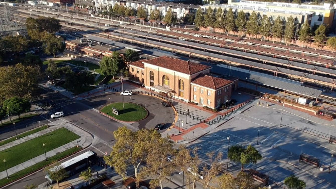 Diridon Station San Jose