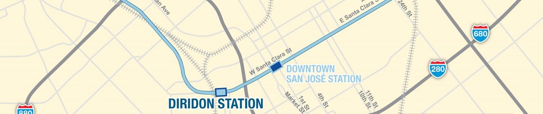 Diridon Station image