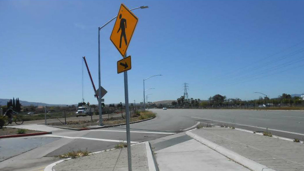 Eastridge Crosswalk