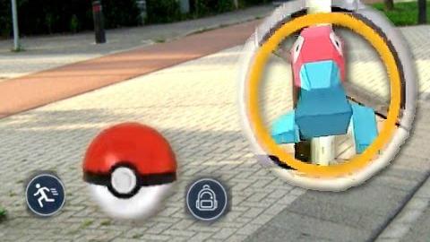 Pokemon Go graphics