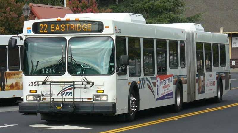 Route 22 bus