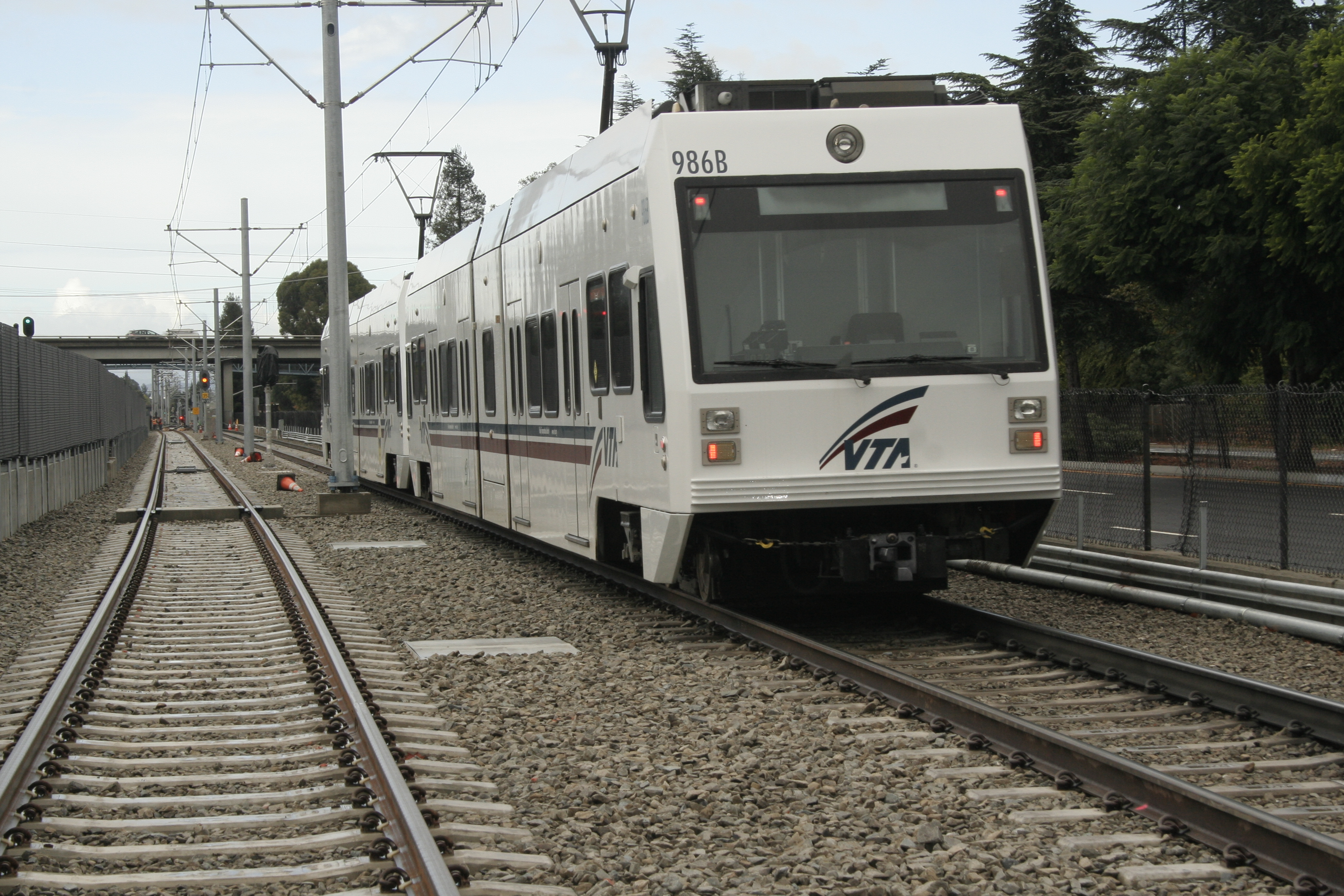 Second Track Opens for Revenue Service