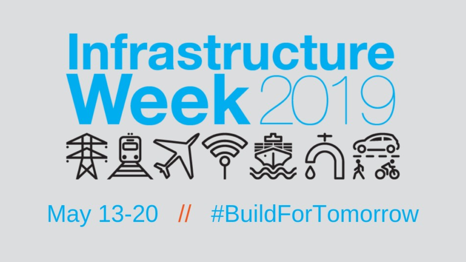 infrastructure week graphic