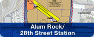 Image of Alum Rock Station map button to click to page