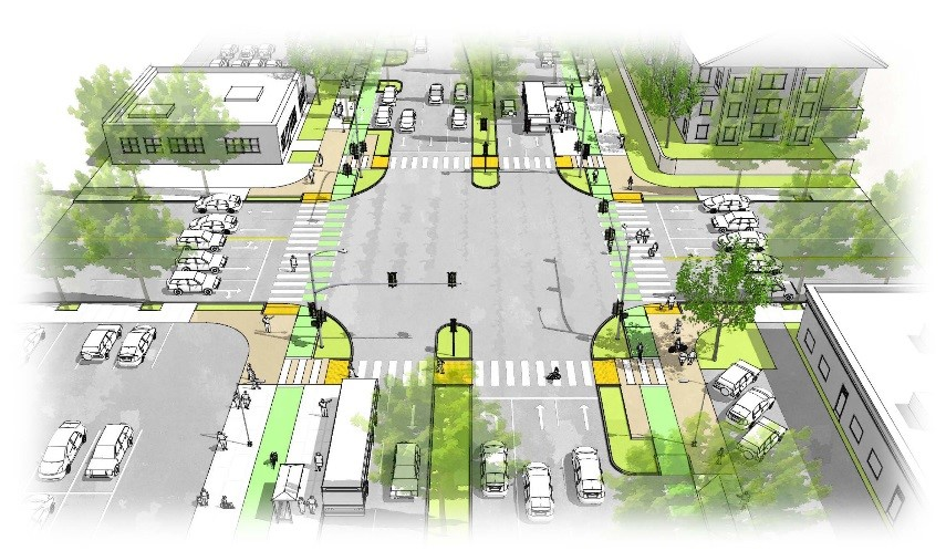 complete streets design