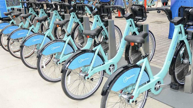 Bike X San Jose Bay Area Bike Share Expanding