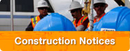 Thumbnail of construction photo. Click here to link to Construction Notices document listings.