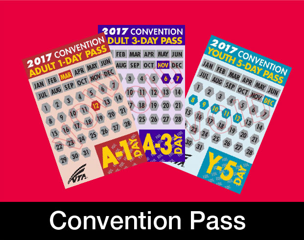 Convention Pass