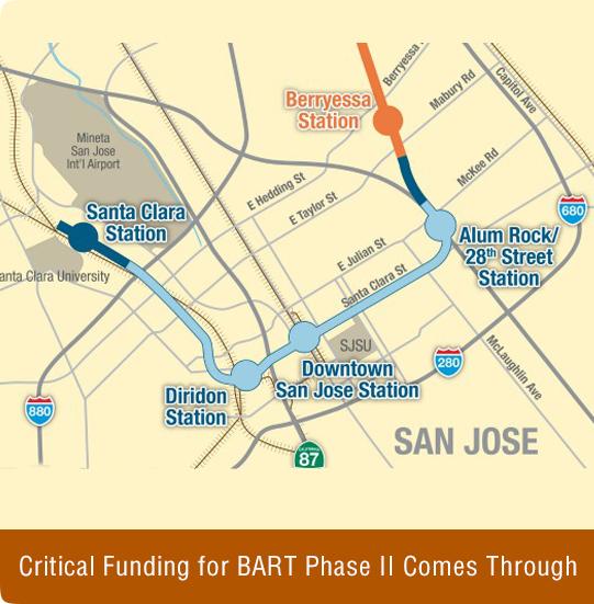 VTA\'s BART Silicon Valley Extension - Home