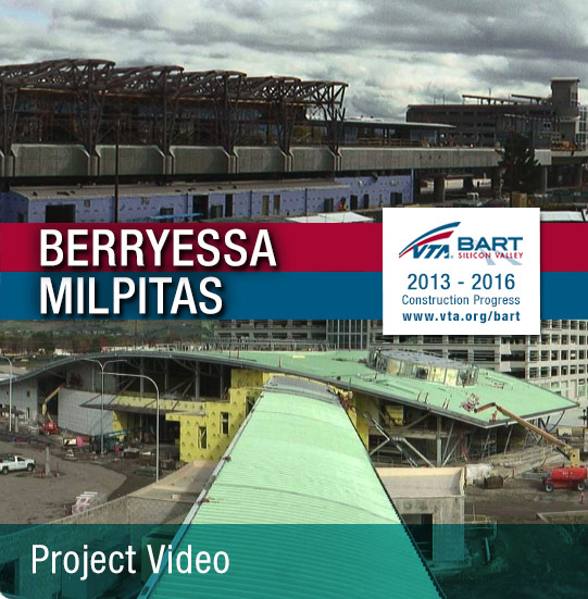 Image of Timelapse video for Berryessa and Milpitas