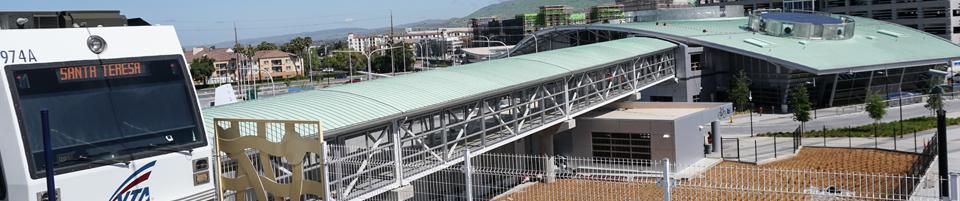 Milpitas station
