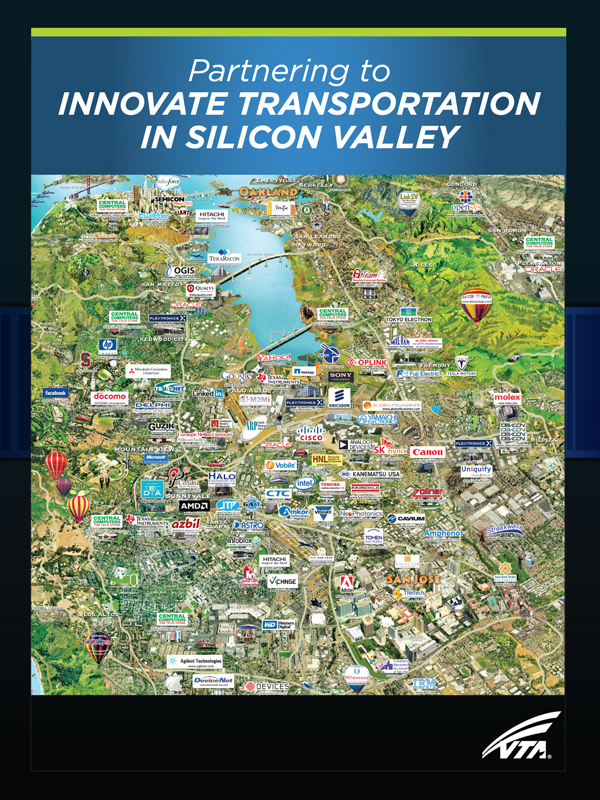 Silicon Valley businesses