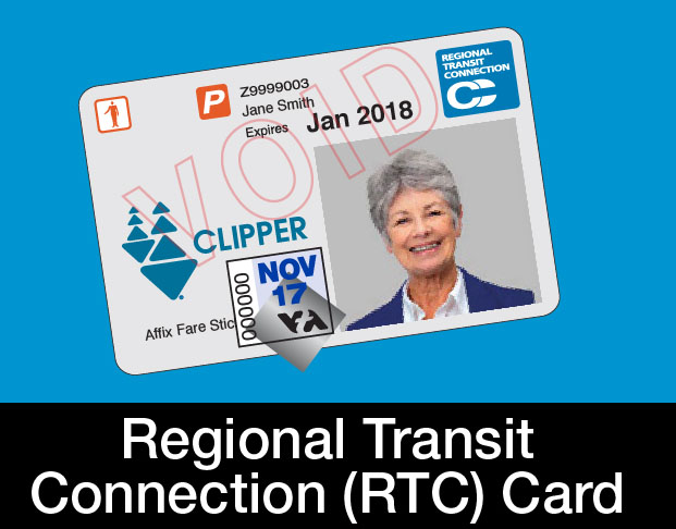 Regional Transit Connection Card