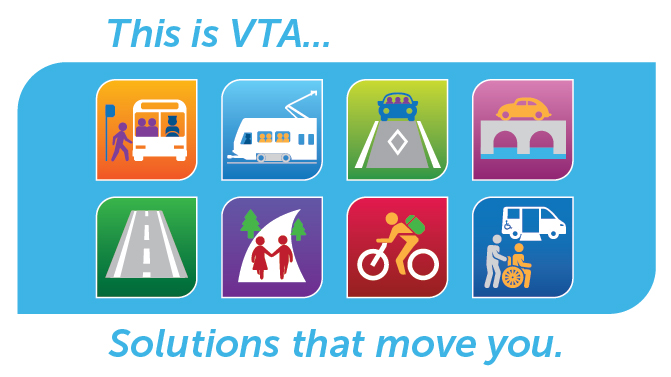 icons showing various roles of VTA
