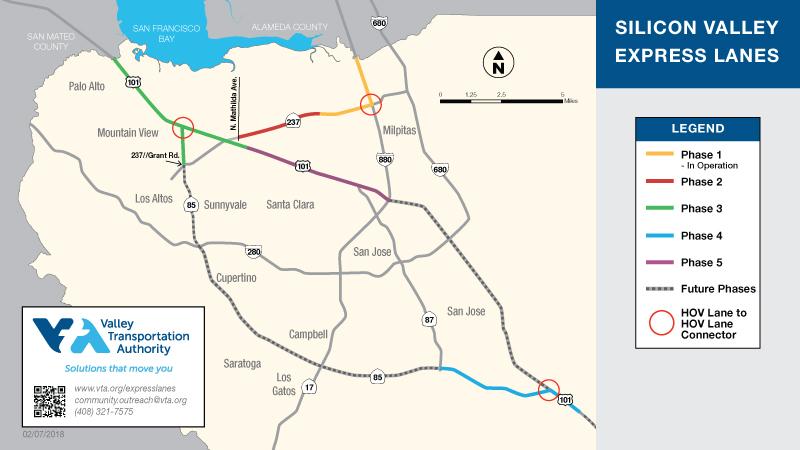 Silicon Valley Express Lane Web Header