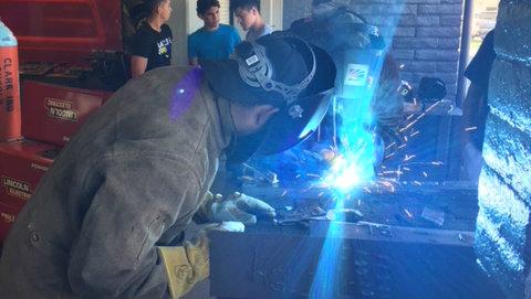 VTA welder